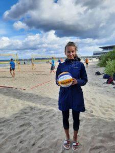 Swedbanki pallivõitja Liisa-Lotta Jaakson