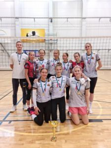 U18 tütarlaste võitja Selver Tallinn